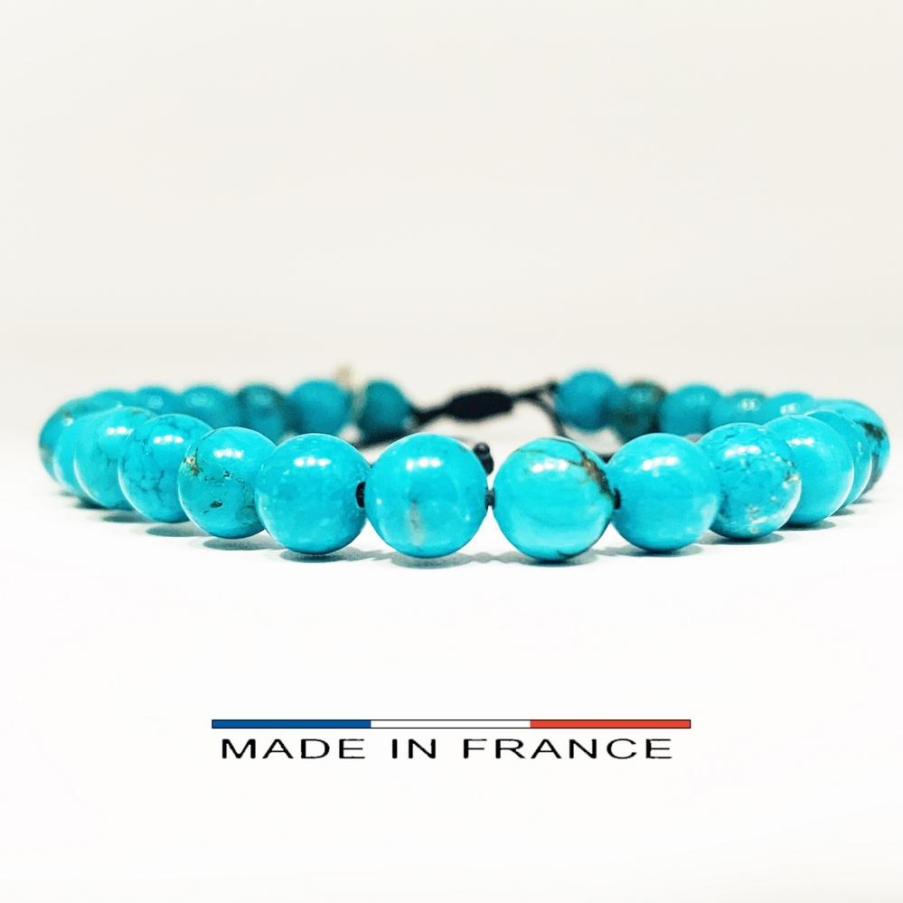 Bracelet-Pierre-En-Magnésite-Turquoise-6mm (Copier)